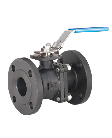 2 pcs Ball Valve (With Mounting Pad)