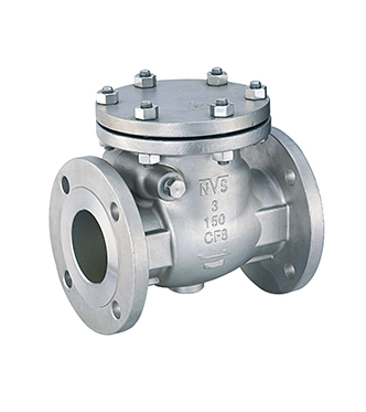 Cast Stainless Steel Check Valve