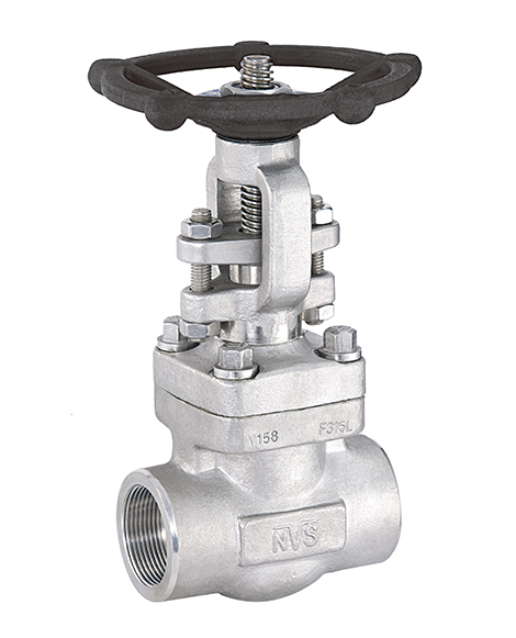 Forged Steel Gate Valve Made By Taiwan Nico Industrial